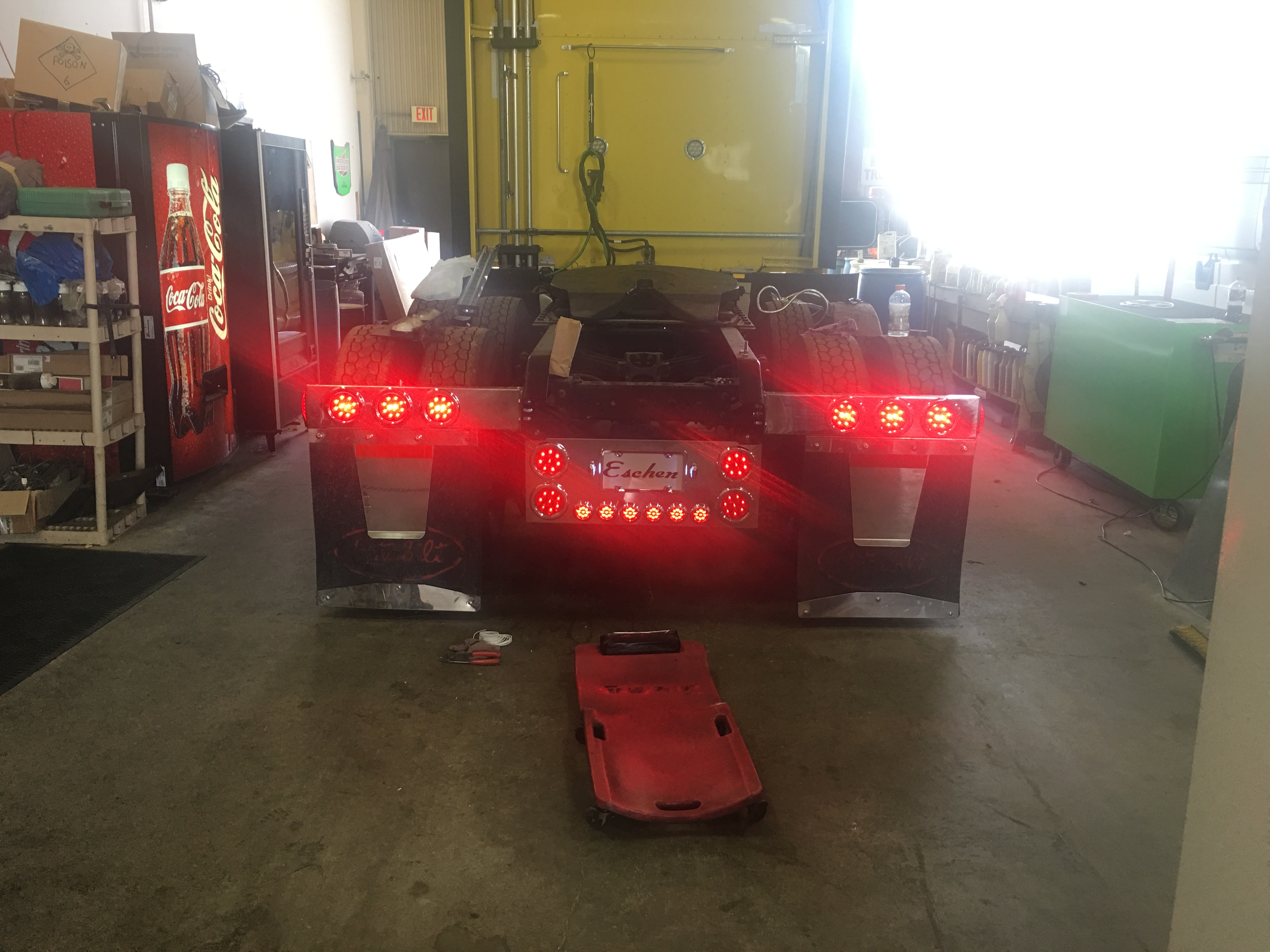 Jeff's big rig, second picture.