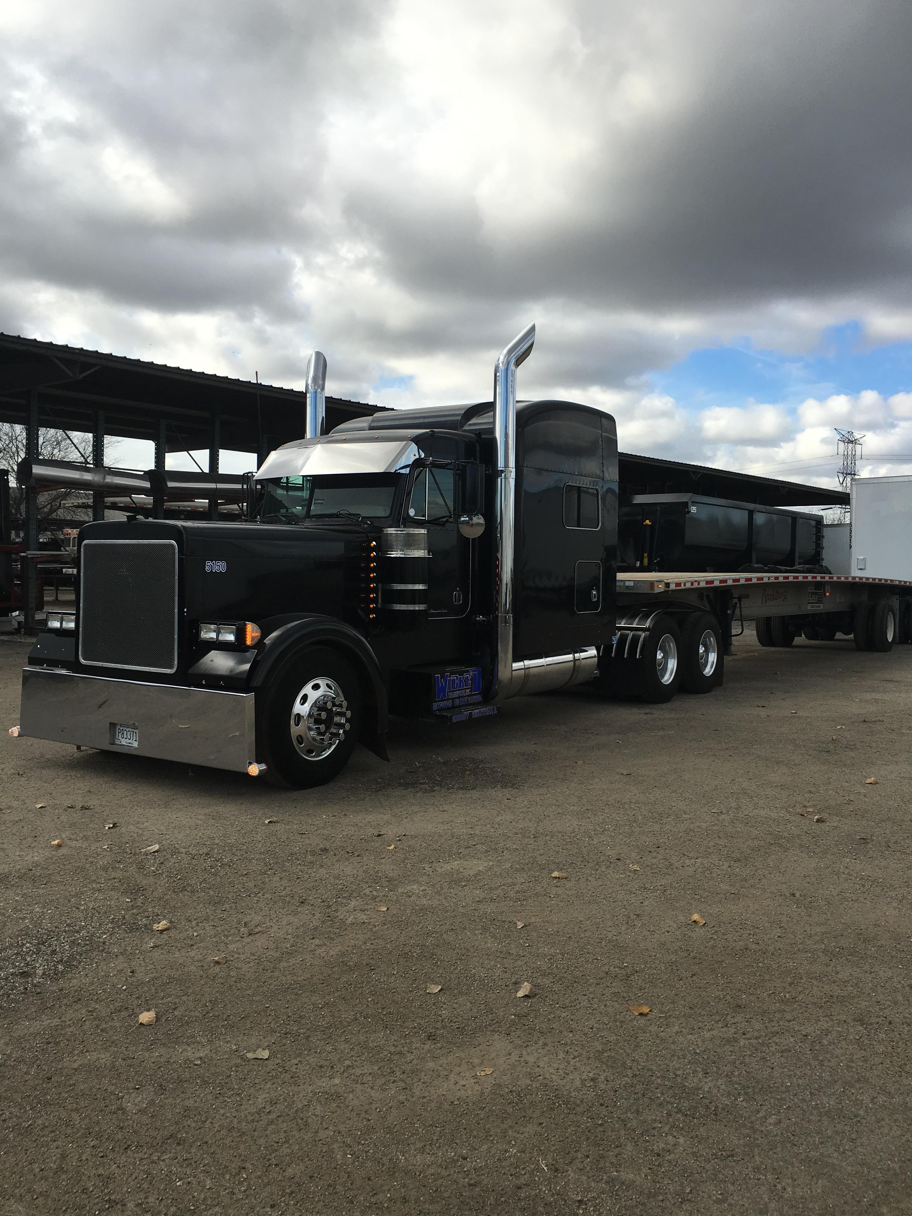 Keith R's big rig, second picture.