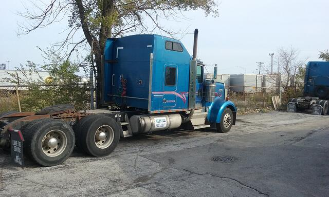 Munther's Big Rig, second picture.