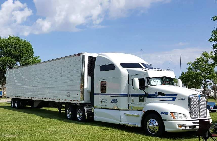 Neal's big rig, second picture.