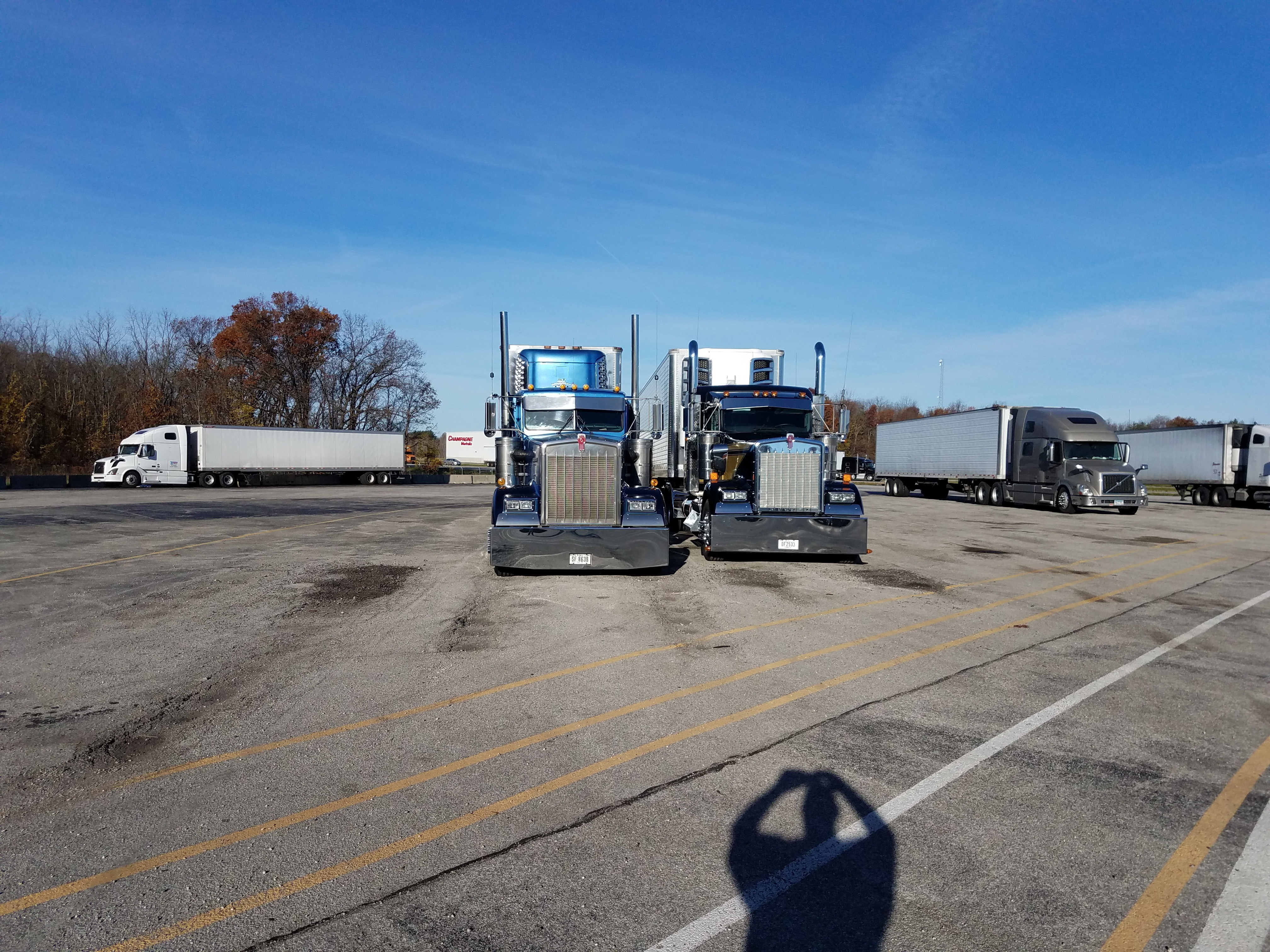 Tab's Big Rig, first picture.